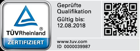 TÜV-Qualifikation - Berlin - KFZ Gutachtensachverständiger Berlin
